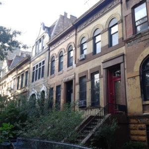 Bronx Town Houses